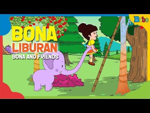 dongeng-anak-bona-liburan---petualangan-bona-&-friends---bobo