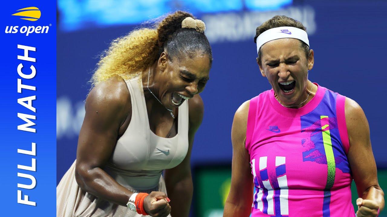 Serena Williams vs Victoria Azarenka Full Match | US Open 2020 Semifinal