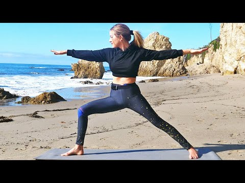38 min Yoga Routine for All Levels