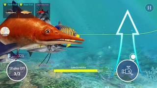 Legendary Ophthalmosaurus Catch Gameplay 8 Fishing Strike