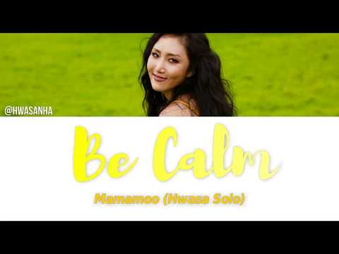 [HAN|ROM|PTBR] MAMAMOO's Hwasa (마마무) - Be Calm (덤덤해지네)