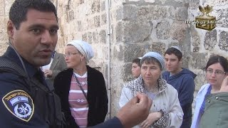 Contempt of Court! Police Illegally Prevent Jewish Prayer on Temple Mount