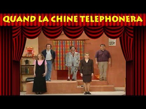 THEATRE : Quand la chine téléphonera (Guy Lecluyse, 1996)