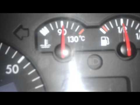 Problema temperatura golf 4