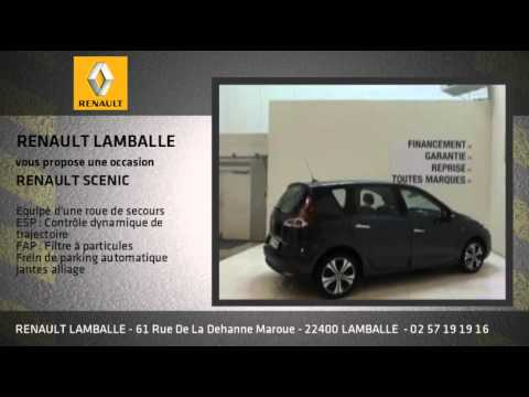 Annonce Occasion Renault Scénic III dCi 110 FAP eco2 Bose Euro 5