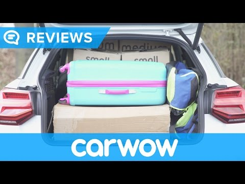 Audi Q2 SUV 2017 practicality review | Mat Watson Reviews