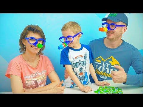 Детская смешная игра ВЕРЮ не ВЕРЮ - Играем вместе с Даником