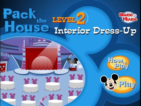 Disney S House Of Mouse Pack The House Level 2