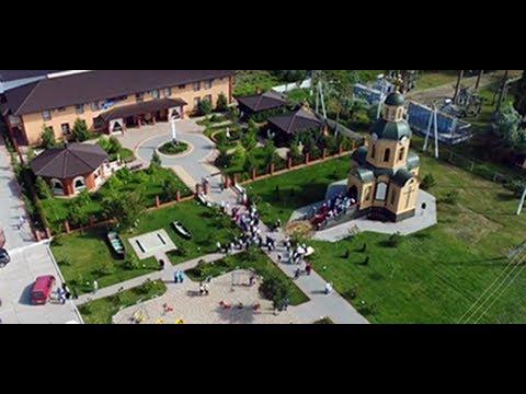 В г. Вилково освящен храм Святой Троицы