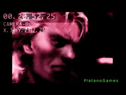 Metal Gear Solid - Roy Campbell - Shadow Moses Briefing - HD