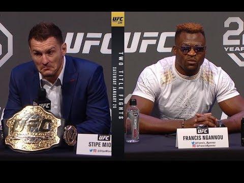 Francis Ngannou vs Stipe Miocic ROCKSTAR Freestlye (MMA Battle Rap)