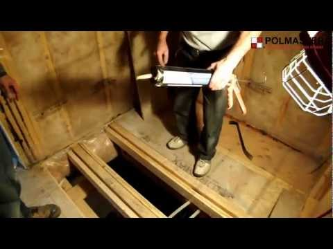 How to lower the subfloor in a shower for linear drain - How to replace subfloor in bathroom ...