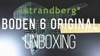 .strandberg* BODEN 6 BLACK - UNBOXING