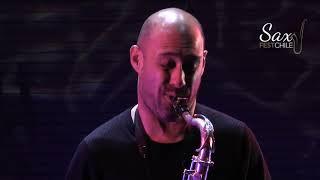 ChileSaxfest - Agustin Moya trio