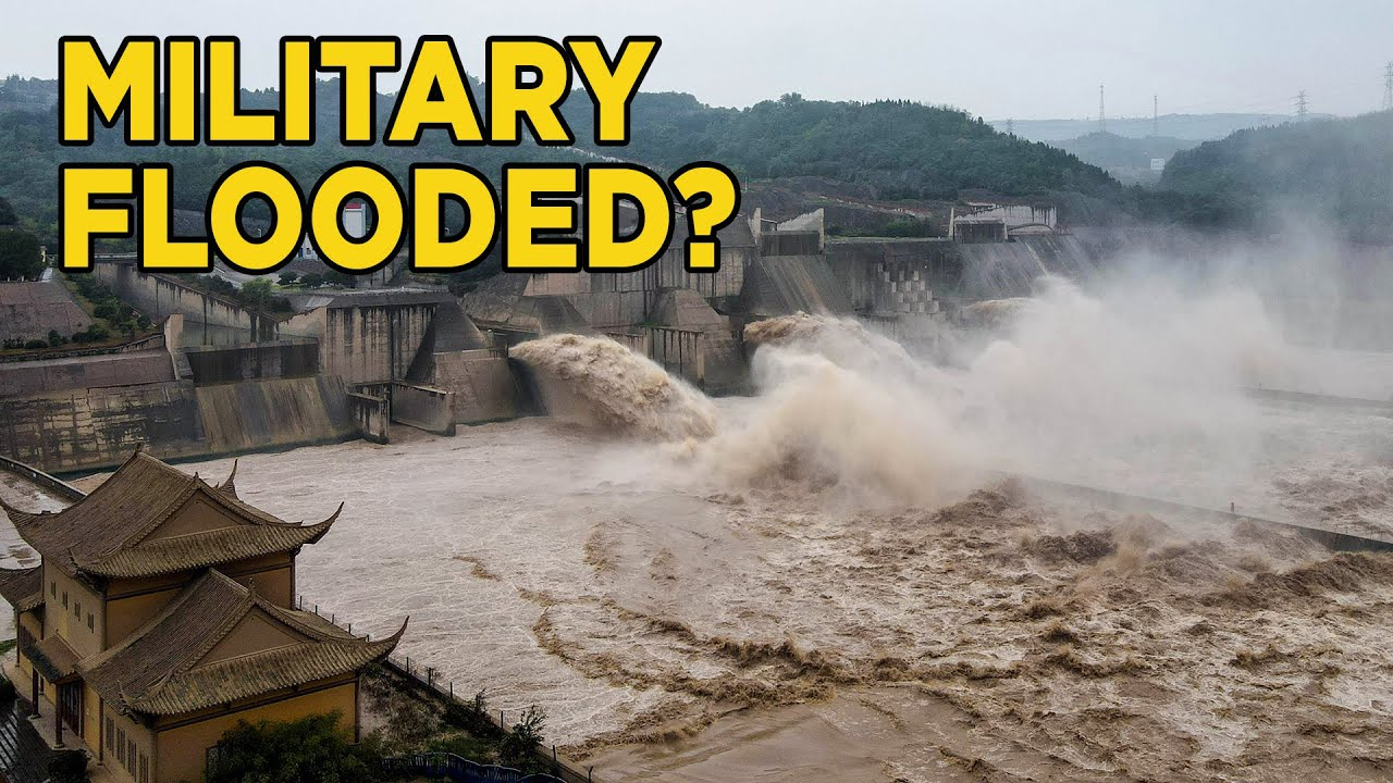 #79 Flooding Could Drown China's Military | Andy Wolf