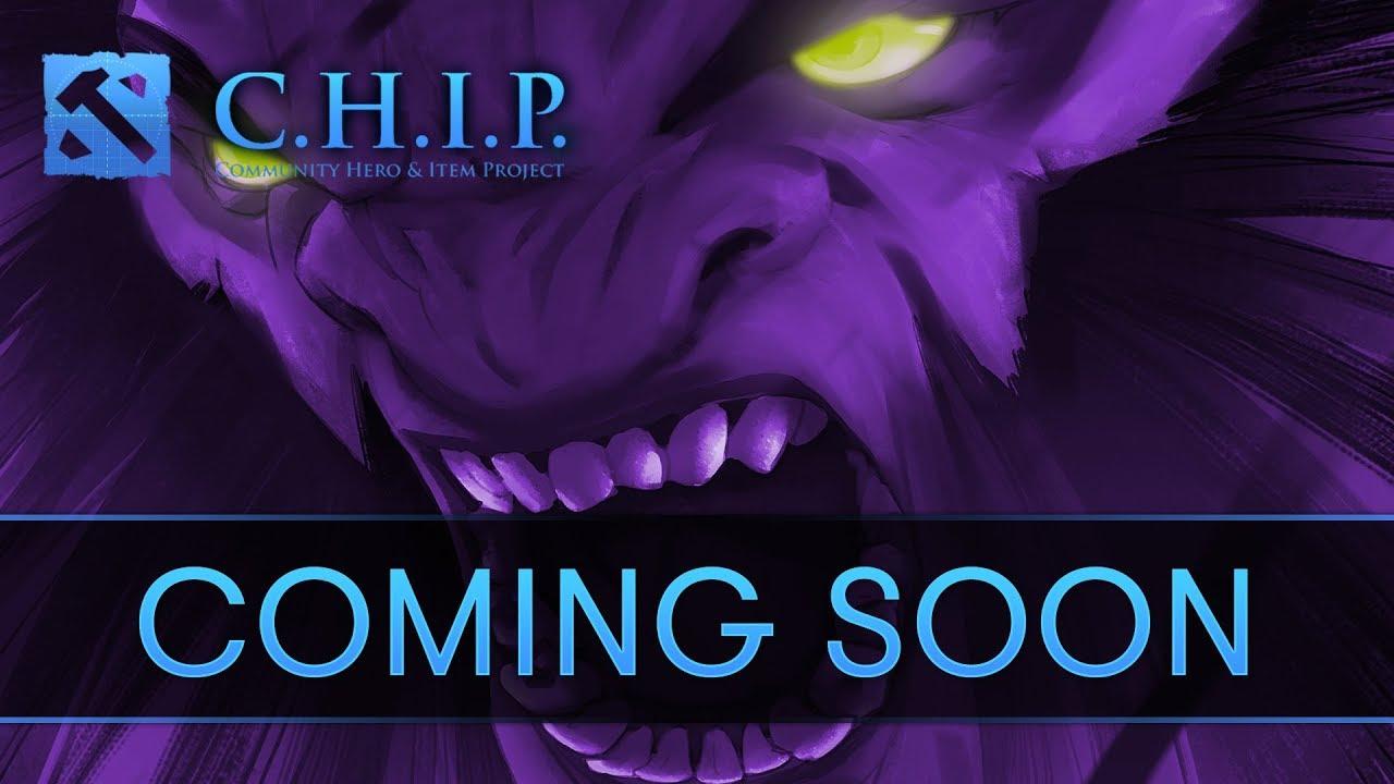 dota 2 chip new hero coming soon youtube