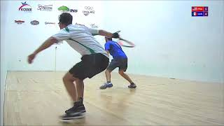 2017 Pan Am Championships - Mens Final - Landa MEX vs Pratt USA