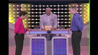 Top 5 Family Feud Funny Answers with Steve Harvey