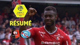 Stade Rennais FC - RC Strasbourg Alsace ( 2-1 ) - Résumé - (SRFC - RCSA) / 2017-18