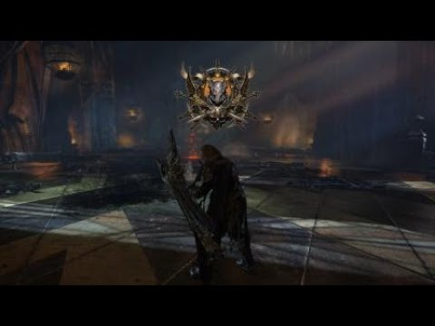 Against All Odds Trophy, First Warden Boss Fight, Lords of the Fallen |