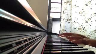 Taylor Swift - Lucky You [STUDIO DEMO CD] (piano cover)