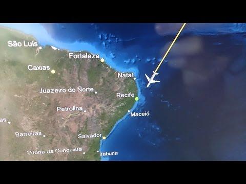 [Trip Report] Stuttgart - Recife (2014)   STR - FRA - REC - FOR - FRA