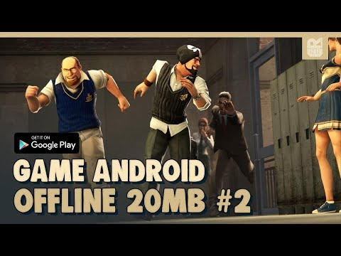 7 Game Android OFFLINE 20MB Terbaik 2019 #2 - 동영상