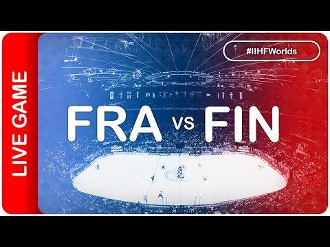 France vs Finland | Game 38 | #IIHFWorlds 2016