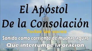 El Apostol de la consolacion - Instrumental y Voces Separadas