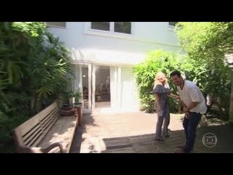 Angélica visita a casa de João Vicente de Castro Estrelas 0403