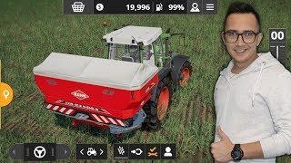 """Co zrobić by zarobić ? Farming Simulator 20 [FS20] ☆ """"od Zera do Milionera"""" #4 ☆ Nawozy ☆ iPadPro"""