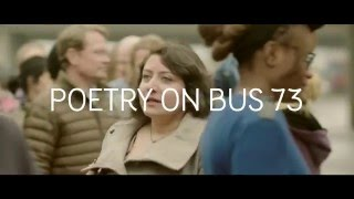Vattenfall: Poetry on Bus 73
