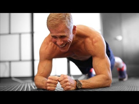 Workout For Older Men: The A-40 Core Set
