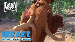 Ice Age | Best Of Manny | Fox Family Entertainment