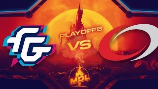 Forward vs compLexity Game 1 - MDL Paris M