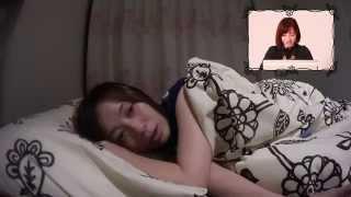 西尾舞生のおやすみリアルドキュメント! ついに、すっぴんで… Kawaiian...