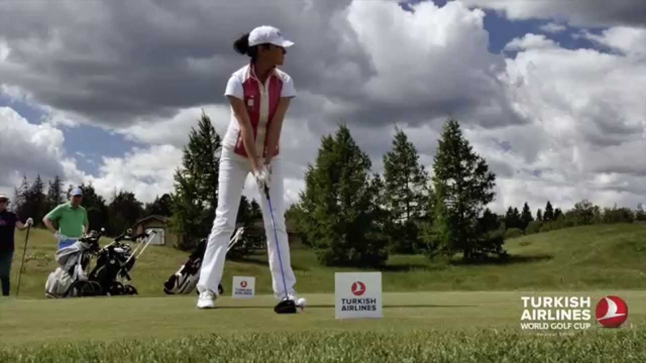 Turkish Airlines World Golf Cup 2015 Moscow Youtube