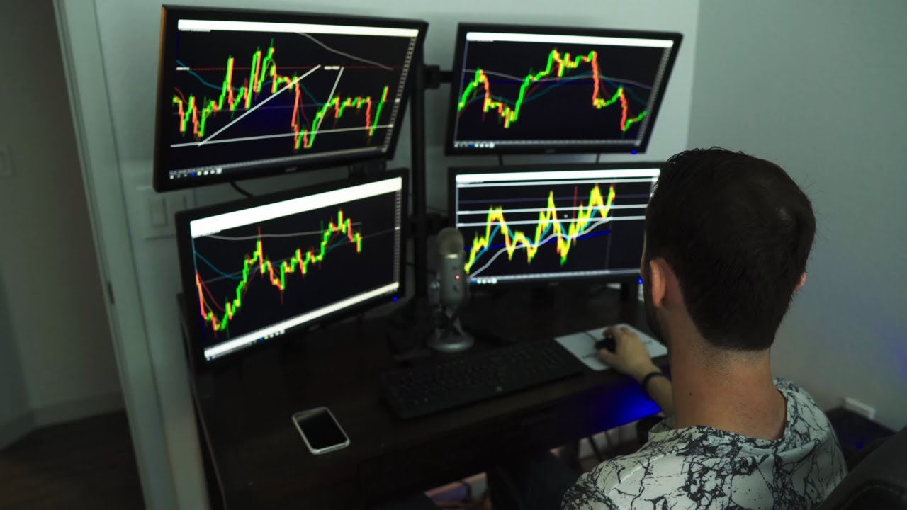 Easy way to trade forex