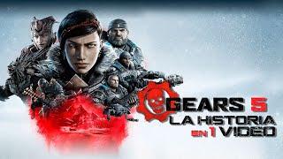 Gears 5: La Historia en 1 Video