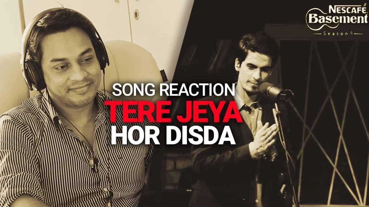 Download Tere Jeya Hor Disda   Song Reaction   Nescafe Basement Season 4 Episode 1
