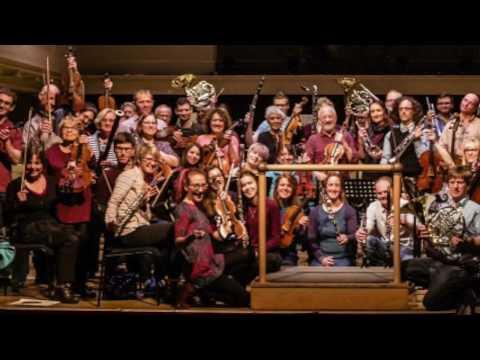Bristol Metropolitan Orchestra, Karin Hendrickson, Introduces Shostakovich Cello Concerto No. 1