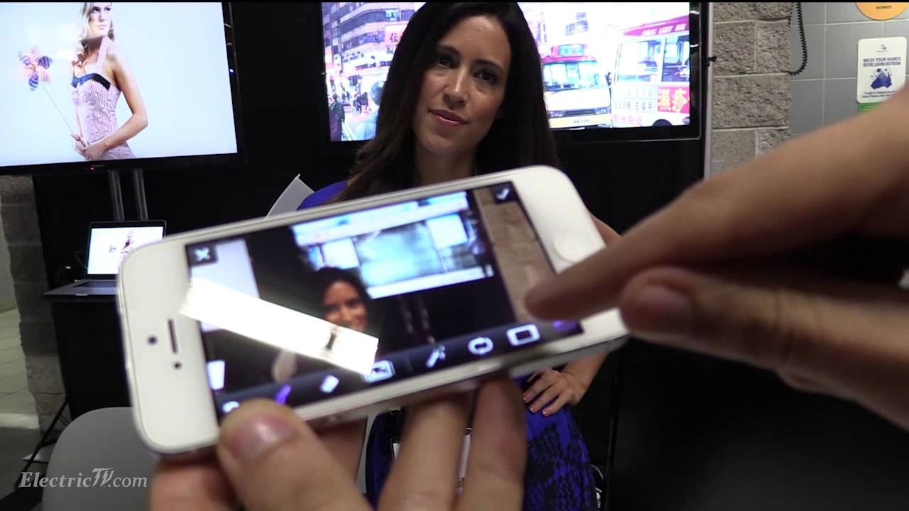Fast, Fun And Easy Cinemagraphs With Flixelu0027s Living Photos App @ Siggraph  2013   YouTube