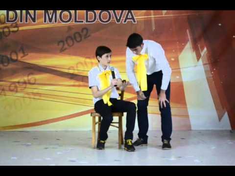 Balul Bobocilor ''Improvizare,, Cu tema `` Profesia mea mișcă țara din loc,,  1CON-11