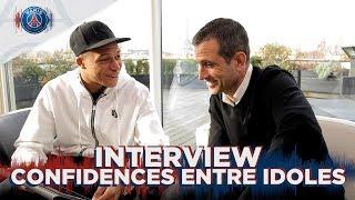INTERVIEW- KYLIAN MBAPPÉ & PEDRO PAULETA