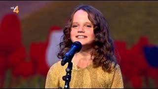 Holland's got talent Amira Willighagen O mio babbino caro