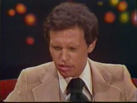 Billy Crystal as Muhammad Ali on the Tonight Show July 11 1977
