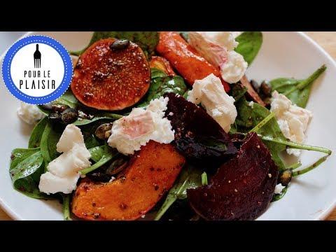 kürbissalat-mit-roter-beete-/-gesund-und-lecker!