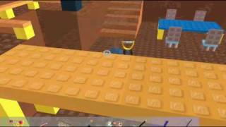 ROBLOX trailer June 2009-Catch Me If You Can--- Fghik
