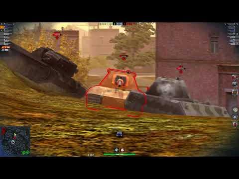 FV215B183 & T110E3 & AMX CDC - World of Tanks Blitz thumbnail