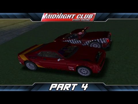 Midnight Club: Street Racing (Part 4) - Champion of Not Anymore - Thunder